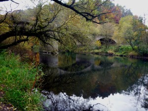 Eisenbahnbrücke Cölbe