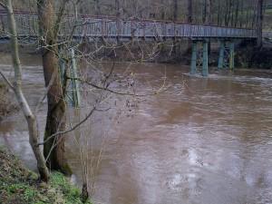 Hochwasser 20150331
